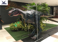 Christmas Real Life Dinosaur Costume 350 Cm * 60 Cm * 180 Cm For Advertising Campagin